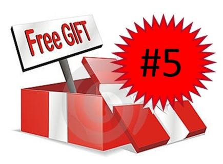 Gift No 5