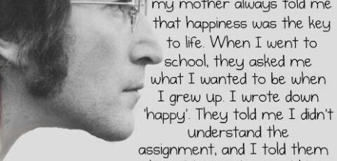 What if being Happy is easier than what you thought?