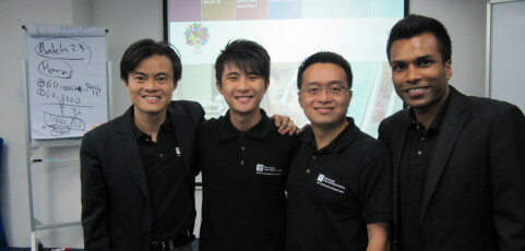 NLP SINGAPORE – GIVE & BE GRATEFUL!
